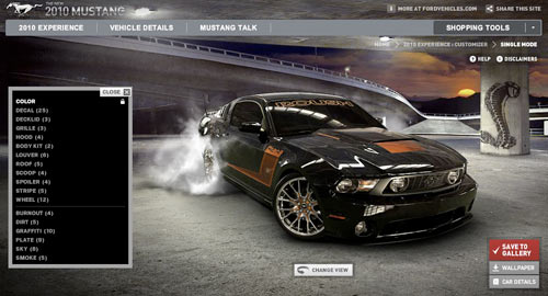 mustang-customizer-menu