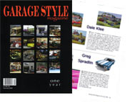 Garage Style Magazine - Summer 2009