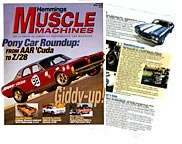 Hemmings Muscle Machines May 2005