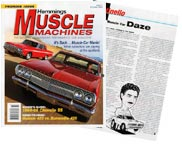Hemmings Muscle Machines - October 2003 (Premier Issue)