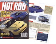 Hot Rod Magazine - January 2004