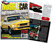 Musclecar Enthusiast Magazine - August 2006