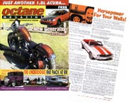 Octane Magazine - March/April 2004