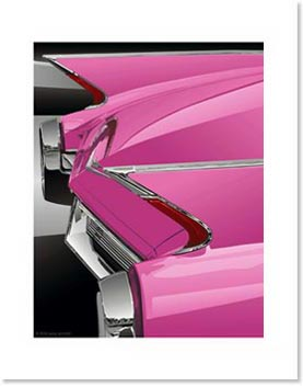 Fins 1960 Cadillac