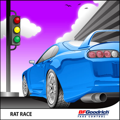 BF Goodrich - Rat Race