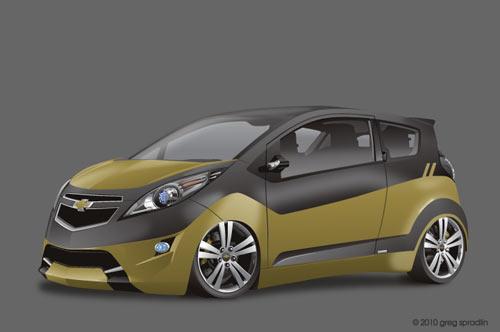 Chevrolet Beat Concept Auto Express