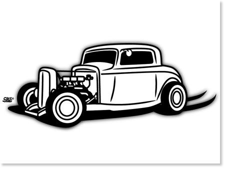 Printable Car Drawings on fuse box design
