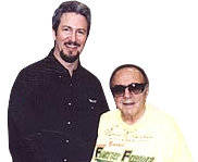Me and George Barris