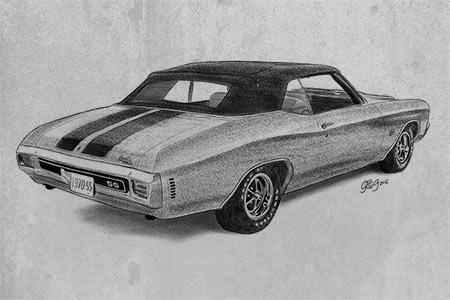 1970 Chevelle Convertible